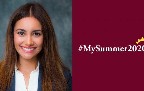 Marcela Pertusi Hernandez '22 Summers at Apple