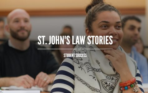 St. John's Law Stories