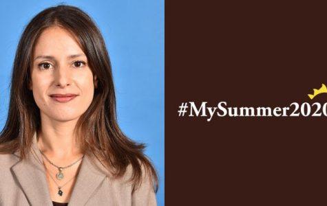 Maria Vaz Ferreira '21 Builds Strong Connections as a Summer Associate
