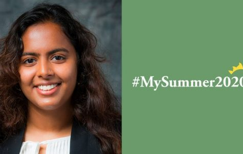 Sadia Shamid '21 Fights for Working People