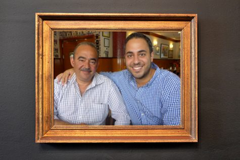 Restaurant Industry's Pandemic Distress is Deeply Personal for Andreas Koutsoudakis '21LL.M.
