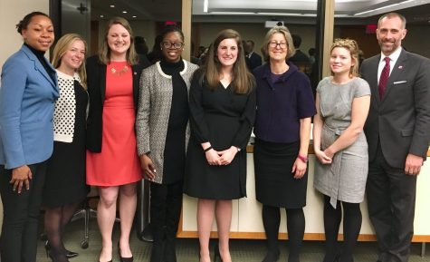 Law School Launches Alumnae Leadership Council