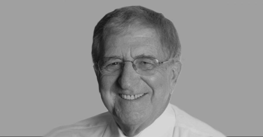 Law School Mourns the Loss of Professor Robert E. Parella '11HON