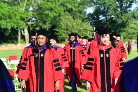 The St. John's Law Class of 2020 Comes Home to Graduate