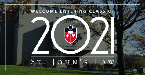 St. John's Law Welcomes a Talented and Diverse 1L Class