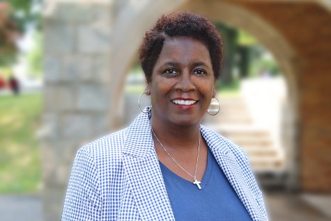 A Conversation With Assistant Dean for Diversity, Equity, and Inclusion Vernadette Horne